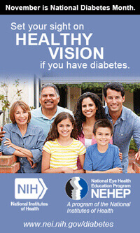 diabetic eye disease prevention